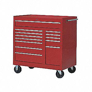 CABINET ROLLER 13 DRAWERS