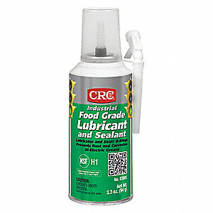Dielectric Grease, -70°F to 400°F, Silicone, 6 oz. Tube