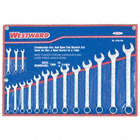 WRENCH SET METRIC 16 PCE 7MM 24MM