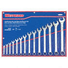 WRENCH SET COMBO 3/8IN-1-1/4I