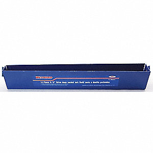 SOCKET SET DEEP METRIC 14 PCE