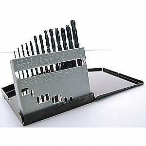 BOX INDEX DRILL 1/16IN-3/8IN