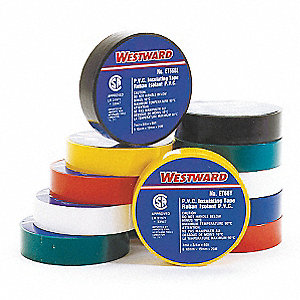 TAPE INSULATING BLACK 66FTX3/4IN