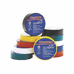 TAPE INSULATING RED 66FTX3/4IN