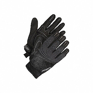 GLOVES PERF MESH BACK X-LARGE