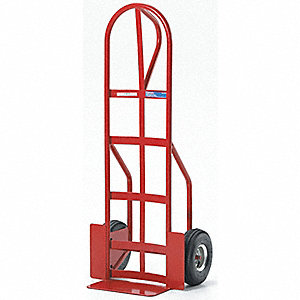 Hand Truck,650 lbs.,8 in.x14 in.