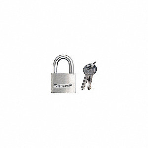 PADLOCK 50MM (2IN) STAINLESS