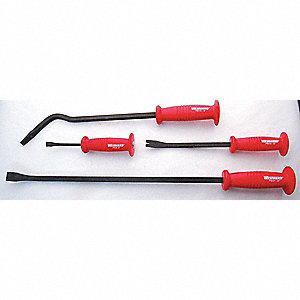 PRY BAR SET IMPACT 4 PIECE