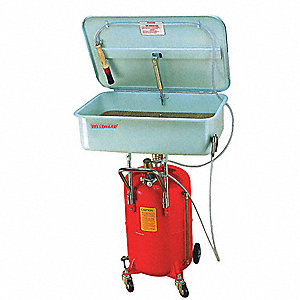 PARTS CLEANER 20GAL AIR POWERED