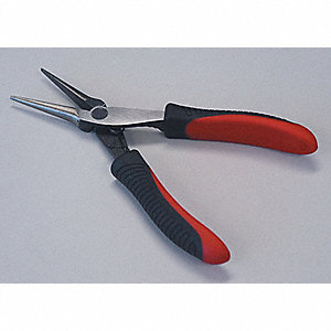 PLIERS MINI NEEDLE NOSE 5.5IN