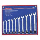 WRENCH RATCHET REV 10PC METRIC