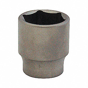 SOCKET 3/8DRV 17MM 6PT STAINLESS