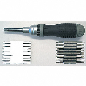 SCREWDRIVER RATCHETING 16 IN 1
