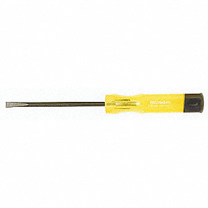 SCREWDRIVER RD SHANK 3/8IN X 12IN