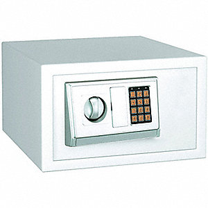 SAFE ELECTRONIC 12W X 8D X 8H IN