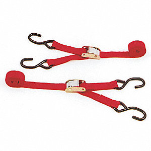 TIE-DOWN CAM BUCKLE S-HOOK