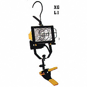 LAMP HALOGEN TASK W/CLAMP 250W