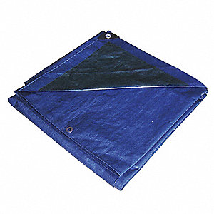TARP POLY BLUE 15FT X 20FT