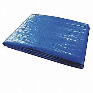 TARP POLY BLUE 12X20 FT