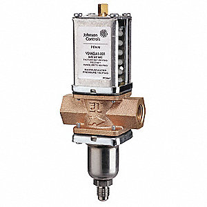 Water Regulating Valve, 2 Way, 1 In