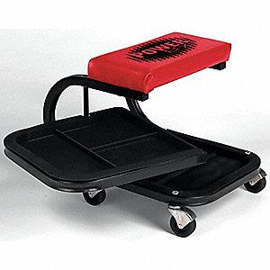SEAT CREEPER W/DOUBLE TRAY