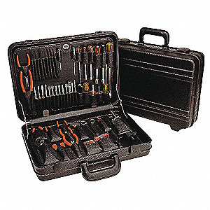 SCREWDRIVER TOOL CASE MED W/TO