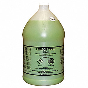 CLEANER + SANITIZER LEMON TREE 4L