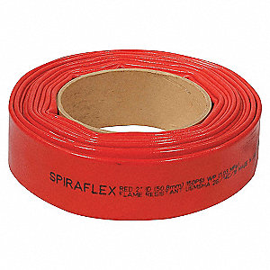 SPIRAFLEX RED 4X300FT