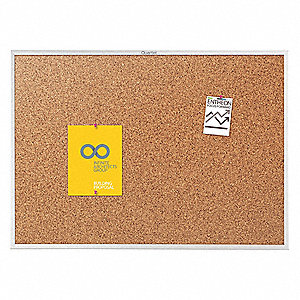 BULLETIN BOARD STANDRD ALUM 3FTX2FT