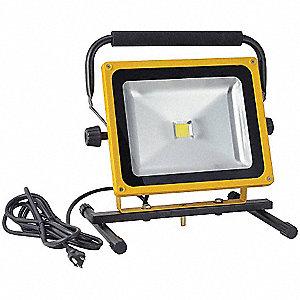 FLOODLIGHT POTABLE 50 WATT LED
