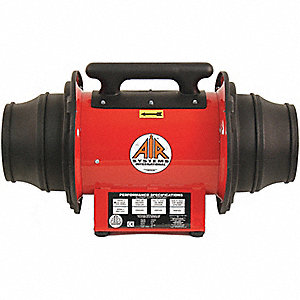 EXPLOSION-PROOF 10IN ELCTRC 220VAC