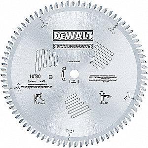 BLADE SAW 10IN 80T -5DEG FINE X-CUT