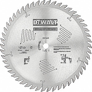 BLADE SAW 10IN 40T FINISH RIPPING