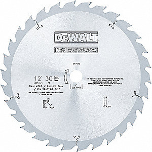 BLADE SAW 12IN 30T FAST RIPPING