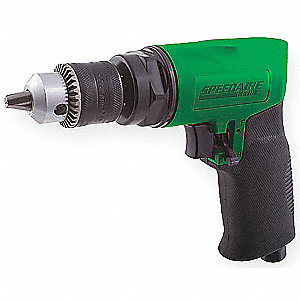 REVERSIBLE DRILL, 3/8 IN.