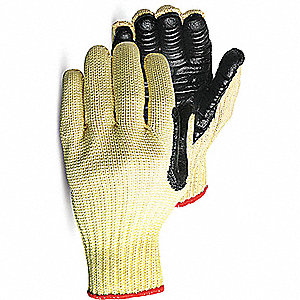 GLOVE BLACKMAXXBLADE ANTIVIBE SLASH