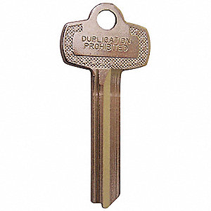 Key Blank,NS,1A1B1,BEST,PK50