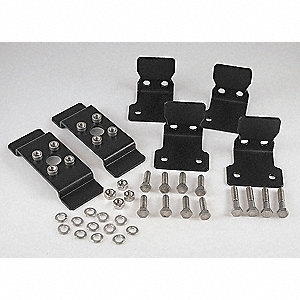 Rumbler bracket kit,2010 F250 SuprDuty