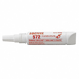 50mL Tube Pipe Thread Sealant, White