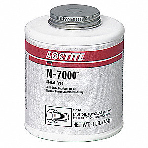 Anti Seize Compound, 42 lb. Container Size, 672 oz. Net Weight