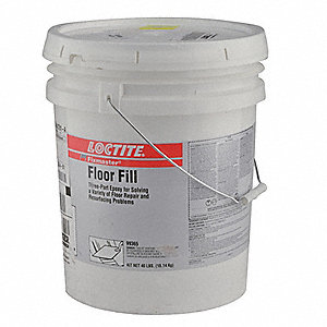 Concrete Repair Epoxy,40 lb.,Pail