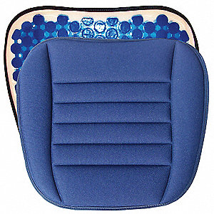 Seat Cushion,Anti-Vibration,18x16 In.