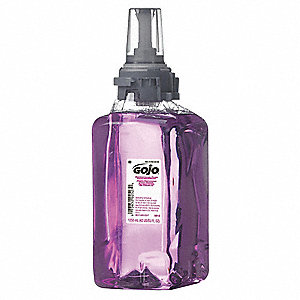 Antibacterial Soap Refill, Plum Fragrance, 1250mL, PK 3