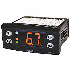 Temperature Control,Digital,SPST,240V