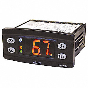Temperature Control,Digital,DPDT,120V