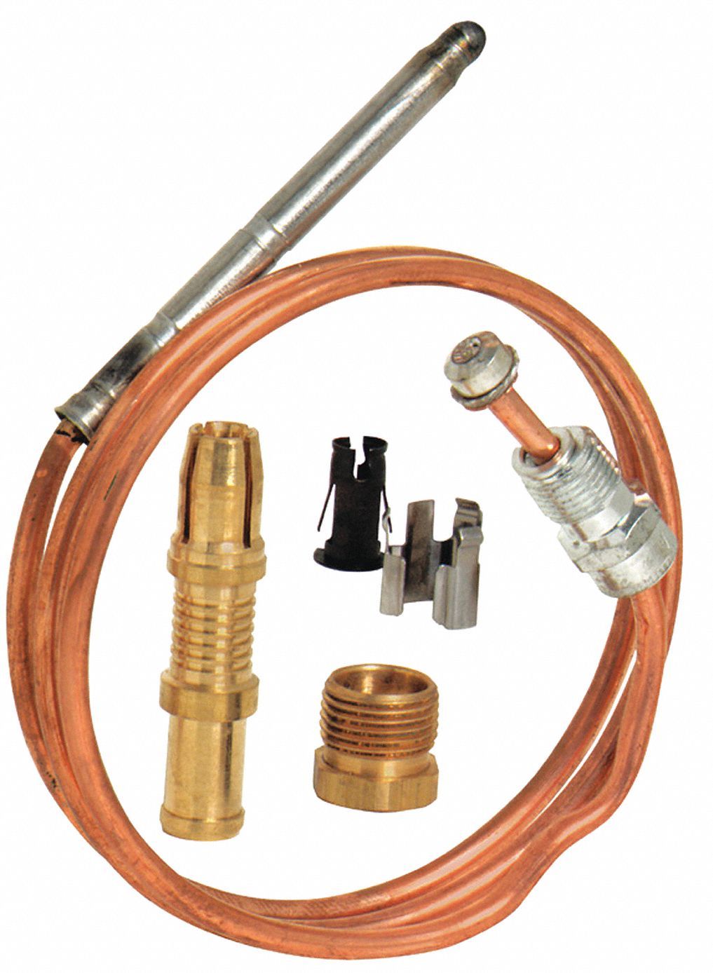 Repl Thermocouple, Snap Fit, 36 In