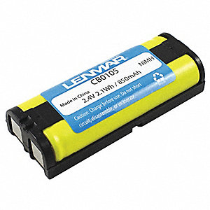 850 Cordless Phone Battery