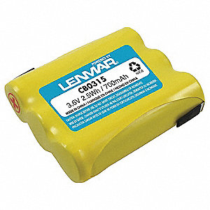 1200mAh Cordless Phone Battery