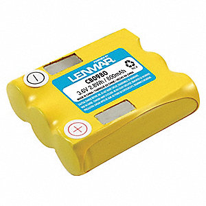 800mAh Cordless Phone Battery