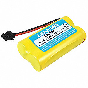 Battery for Panasonic KX-TG4000